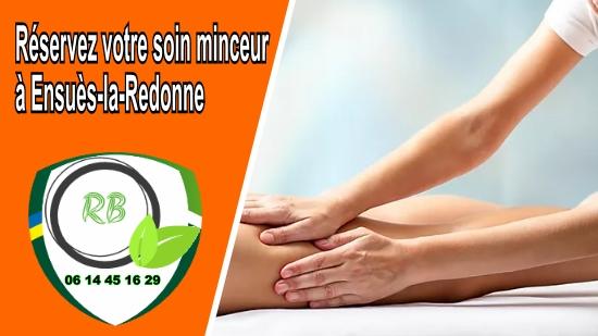 Réservez votre soin minceur à Ensuès-la-Redonne;