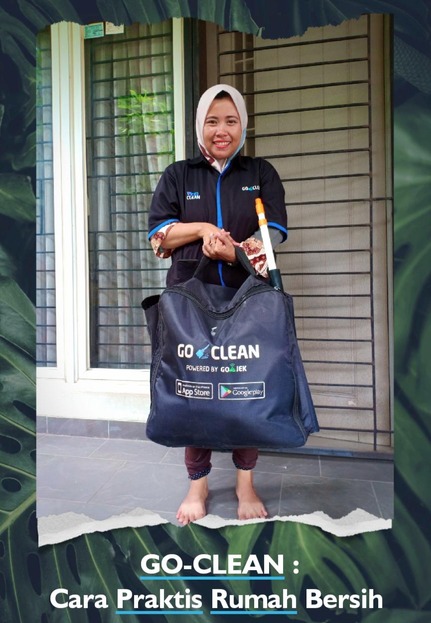 Rumah Bersih Ala Ibu Bekerja Go Clean Aja Man Jadda Wajada
