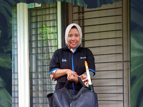 Rumah Bersih ala Ibu Bekerja, GO-CLEAN Aja!