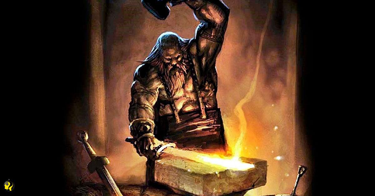 Hefesto - Deus Grego (História)
