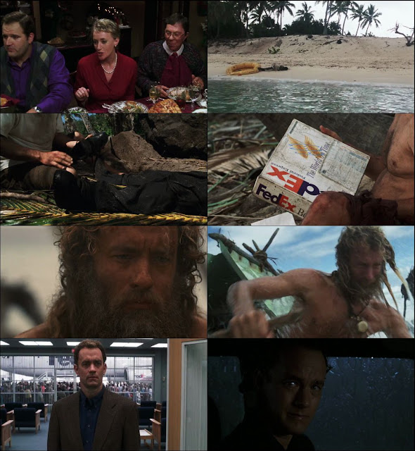 Cast Away 2000 Dual Audio 720p BluRay