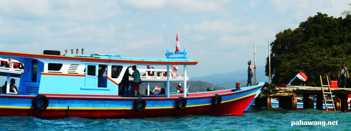 open trip wisata pulau pahawang