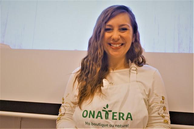 Alexandra, naturopathe chez Onatera