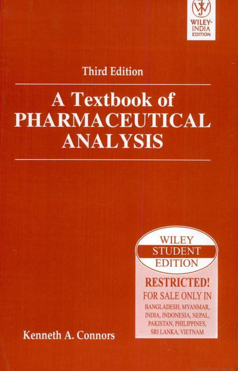 Analysis pdf pharmaceutical