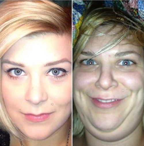 Cute Vs Pretty: GallianMachi: Girls : Pretty Vs. Ugly Face Mode (18 Photos