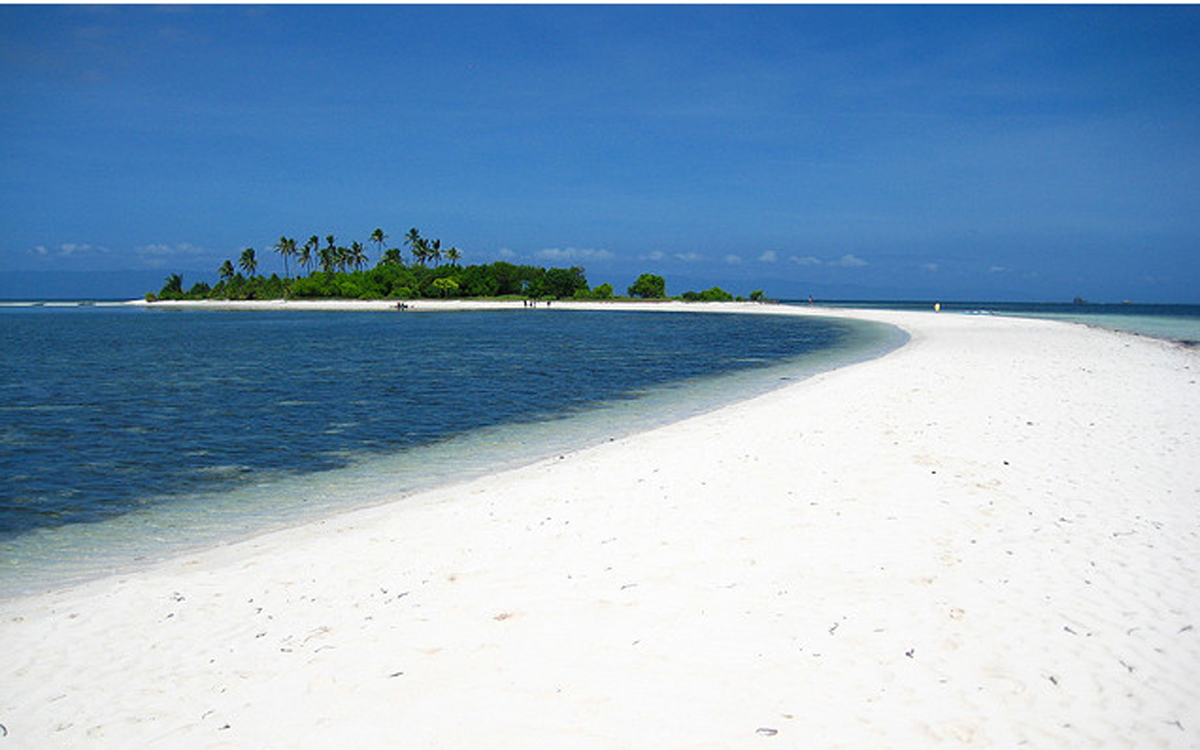 Best Virgin Island In The Philippines