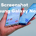 2 Metode Cara Screenshot Samsung Galaxy Note 10 Sangat Mudah