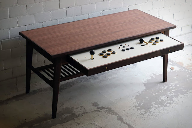 Love Hulten Arcade Coffee Table