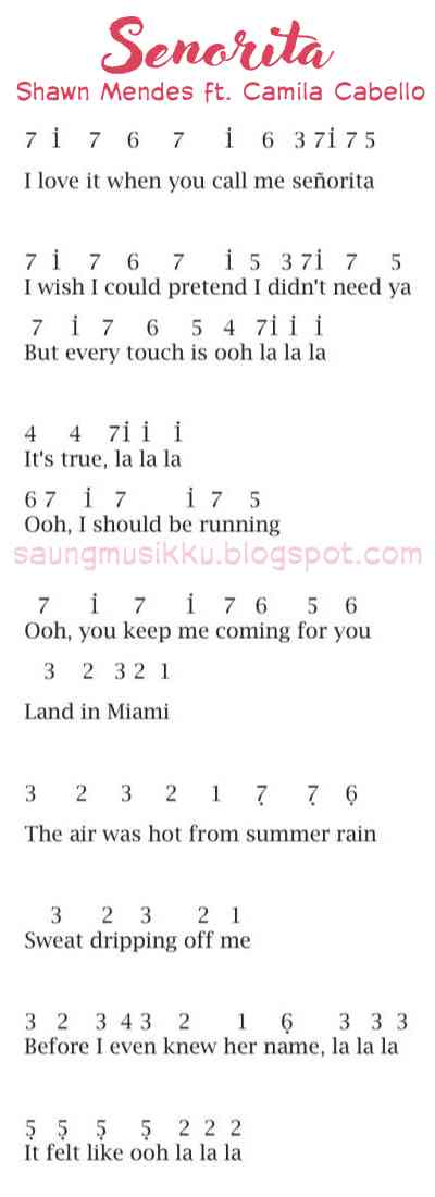 Lirik Lagu On My Way Not Pianika Ilmu Pengetahuan 1
