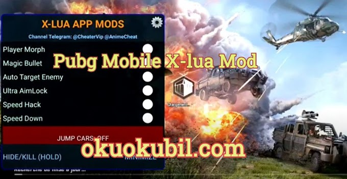Pubg Mobile X-lua Mod Wallhack, Magic Bullet Hileli Apk Ekim 2020