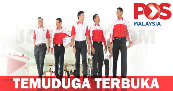 TEMUDUGA TERBUKA POS MALAYSIA KL