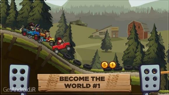 Hill Climb Racing 2 v0.43.0 Mod Apk Terbaru