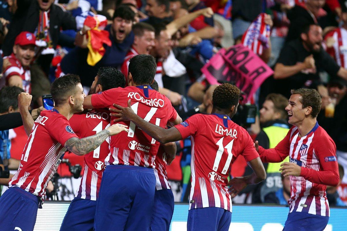 نتيجة مباراة اتليتكو مدريد وباير ليفركوزن بتاريخ 22-10-2019 دوري أبطال أوروبا