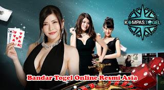 Bandar Togel Online Resmi Asia