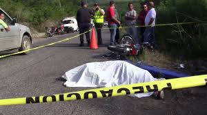 Deslizamiento de motocicleta cuesta la vida a su conductor en Vicente Noble