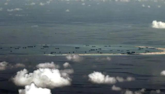 Peneliti CSIS Nilai RI Tak Bergigi ke Tiongkok di Laut China Selatan