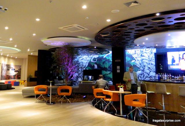Bar do Novotel Botafogo, Rio de Janeiro