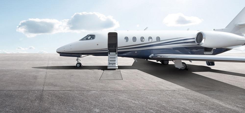 Avion privado en Brasil