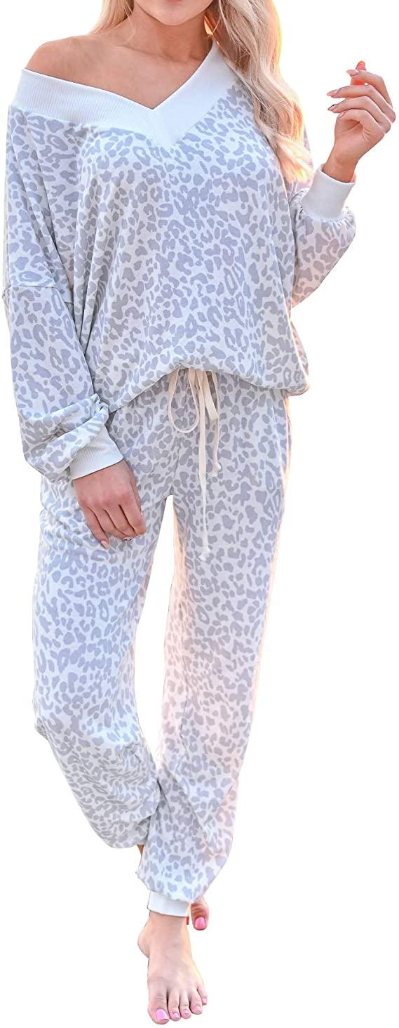 30% OFF 2 Piece Pajamas Sweatsuits Set