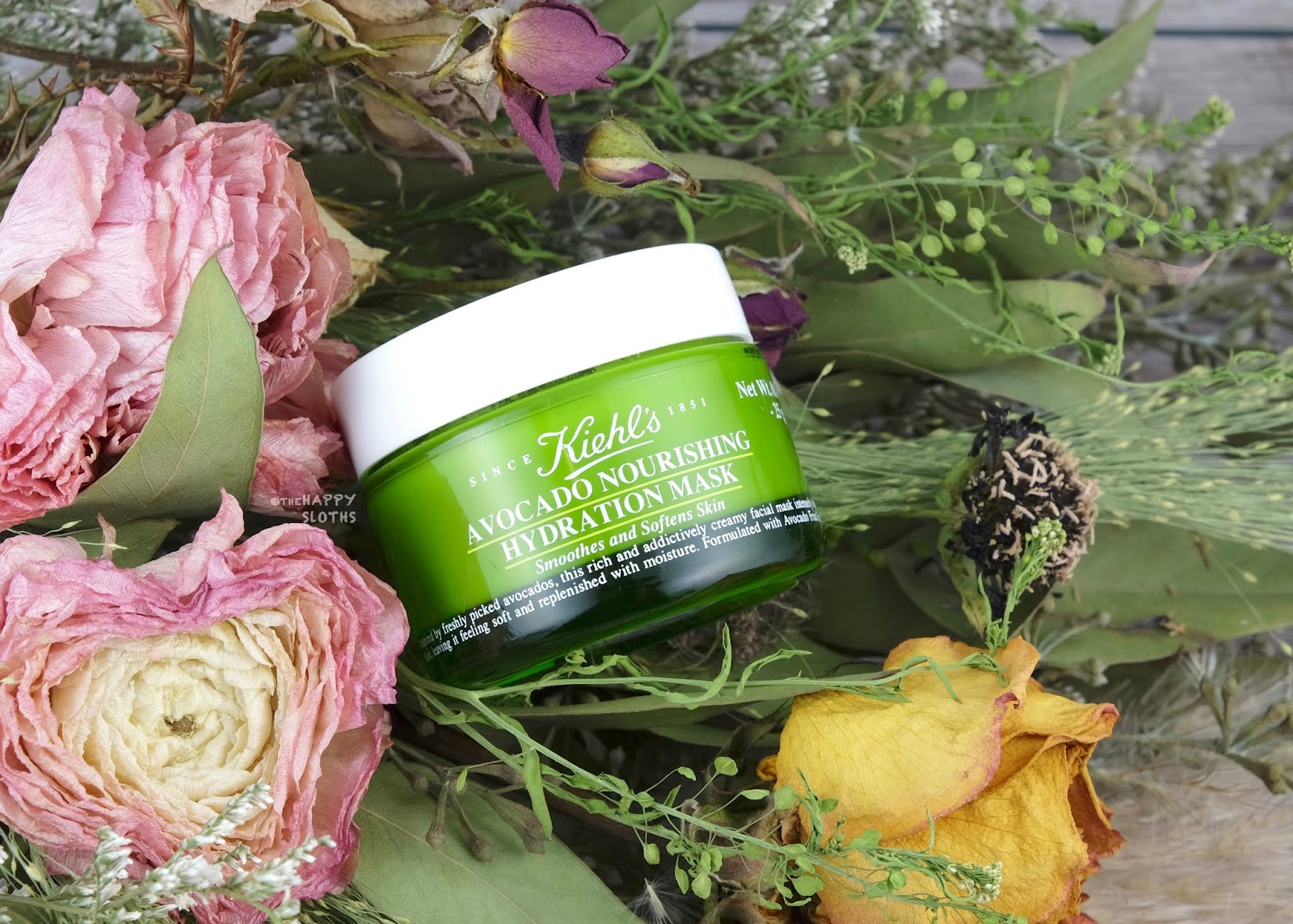 Kiehl's | Avocado Nourishing Hydrating Mask: Review