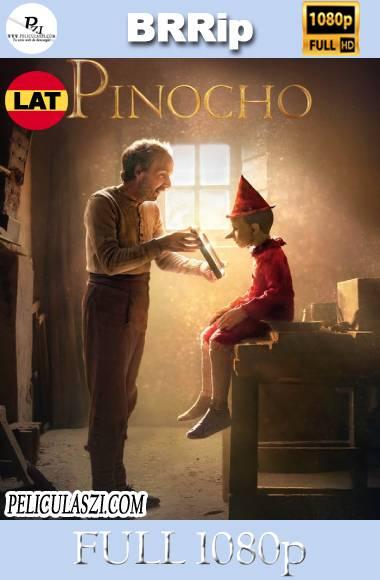 Pinocho (2019) Full HD BRRip 1080p Dual-Latino