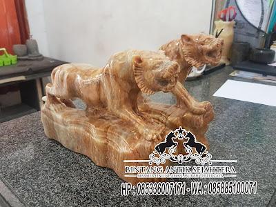 Patung Singa Onix, Patung Batu Onix, Patung Singa Tulungagung