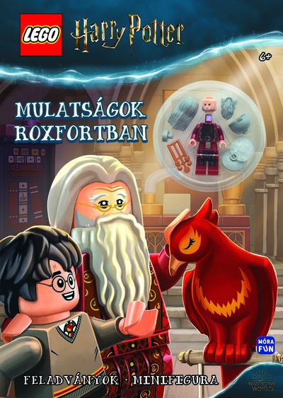 Lego Harry Potter - Mulatságok Roxfortban (Feladványok, Minifigura)