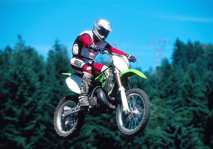 Kawasaki Kx  Dijual