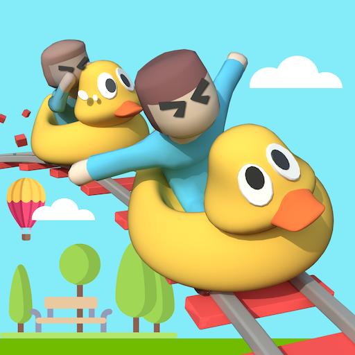 Idle Roller Coaster v1.9.0 Apk Mod [Dinheiro Infinito]
