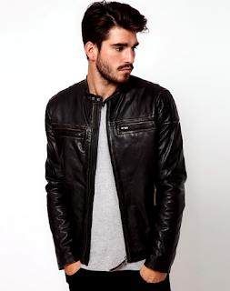 Konveksi jaket kulit asli murah