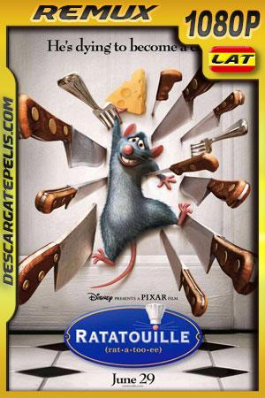 Ratatouille (2007) 1080p BDRemux Latino – Ingles