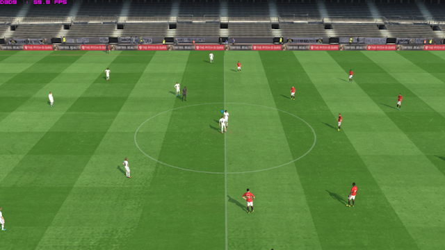 HD Pitch for PES 2017 DEMO