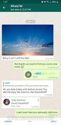 Download Theme Whatsapp Untuk Telegram