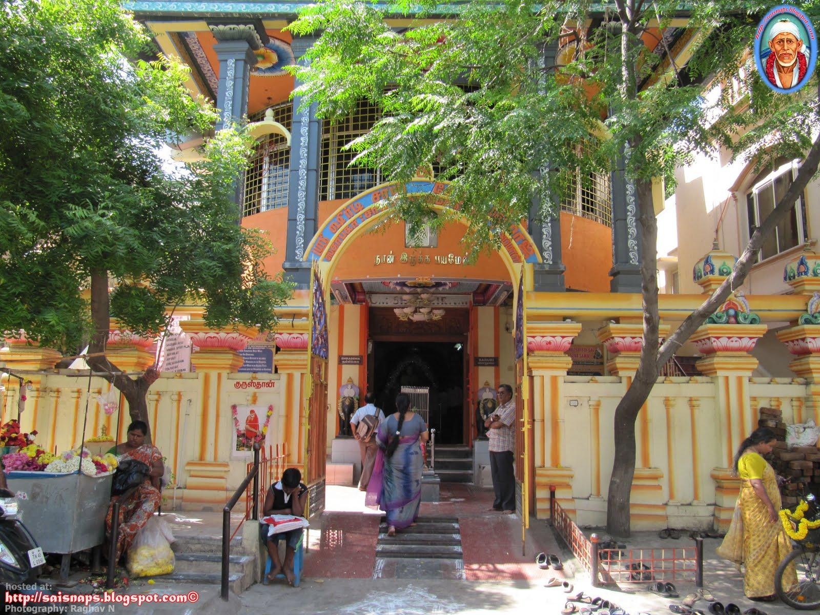 Sai Wallpaper Sri Sai Baba Mandir Jai Shankar Street
