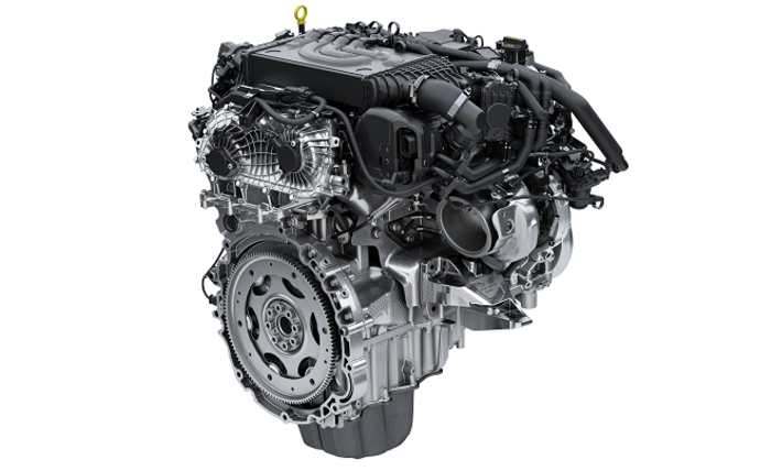 New 6-cylinder petrol engine