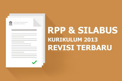 Download RPP, Silabus, Prota, Prosem, KKM K13 Revisi 2019 SKI Kelas 11 Jenjang MA