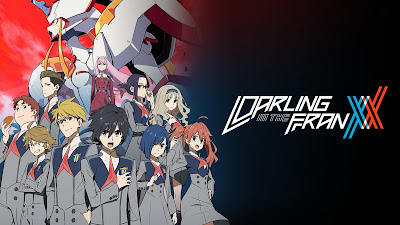 Darling in the FranXX Episode 1 - 24 Subtitle Indonesia Batch