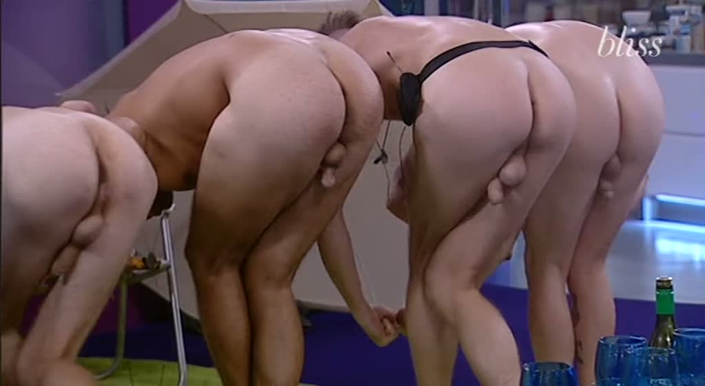 Nude girls big brother