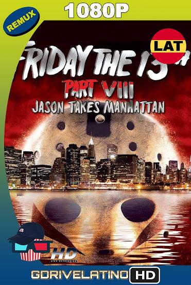 Viernes 13 Parte 8: Jason Toma Manhattan (1989) BDRemux 1080p Latino-Ingles MKV