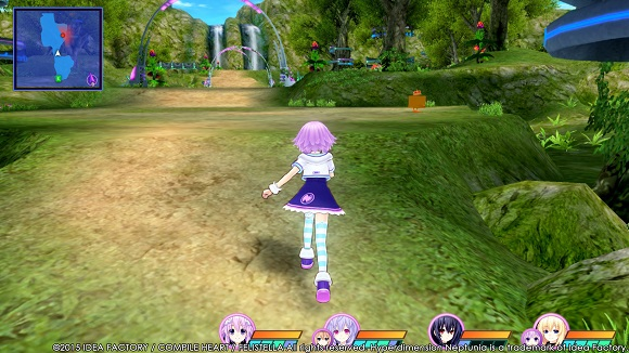 Hyperdimension Neptunia Re Birth3 V Generation Survival Free Download