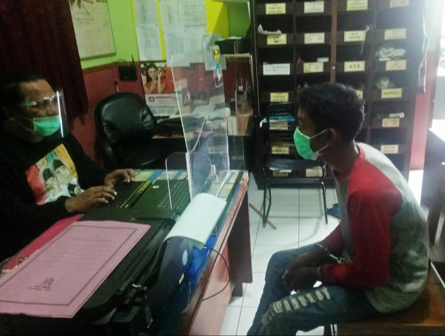 Spesialis Pembobol Balai Desa Dan Sekolahan Diringkus Polisi Banyumas
