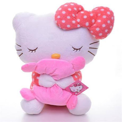harga Boneka  Hello Kitty