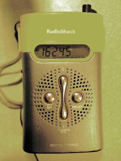 Hike of your Life: Radio Shack 12-470 Ghost Box