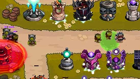 Tower Defense King Mod Unlimited Apk