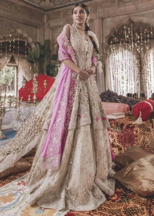 Zainab Salman Bridal Peshwas – Pakistani Bridal Wear