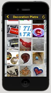 apps Decoration platre android