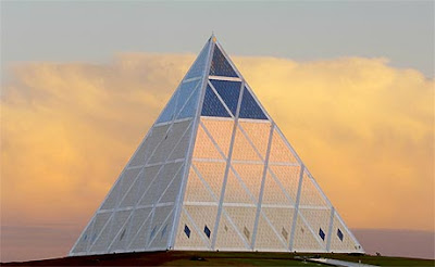 PEACE-ART project: Peace Palace Kazachstan