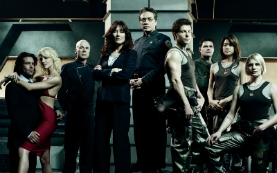 """Battlestar Galactica"" will reunite at the ATX Television Festival."