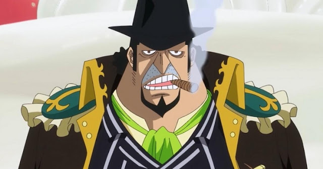 kapten bajak laut one piece