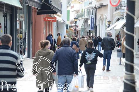 ΠΡΕΒΕΖΑ: Παρέμβαση του Συλλόγου Ιστορικού κέντρου εμποροεπαγγελματιών